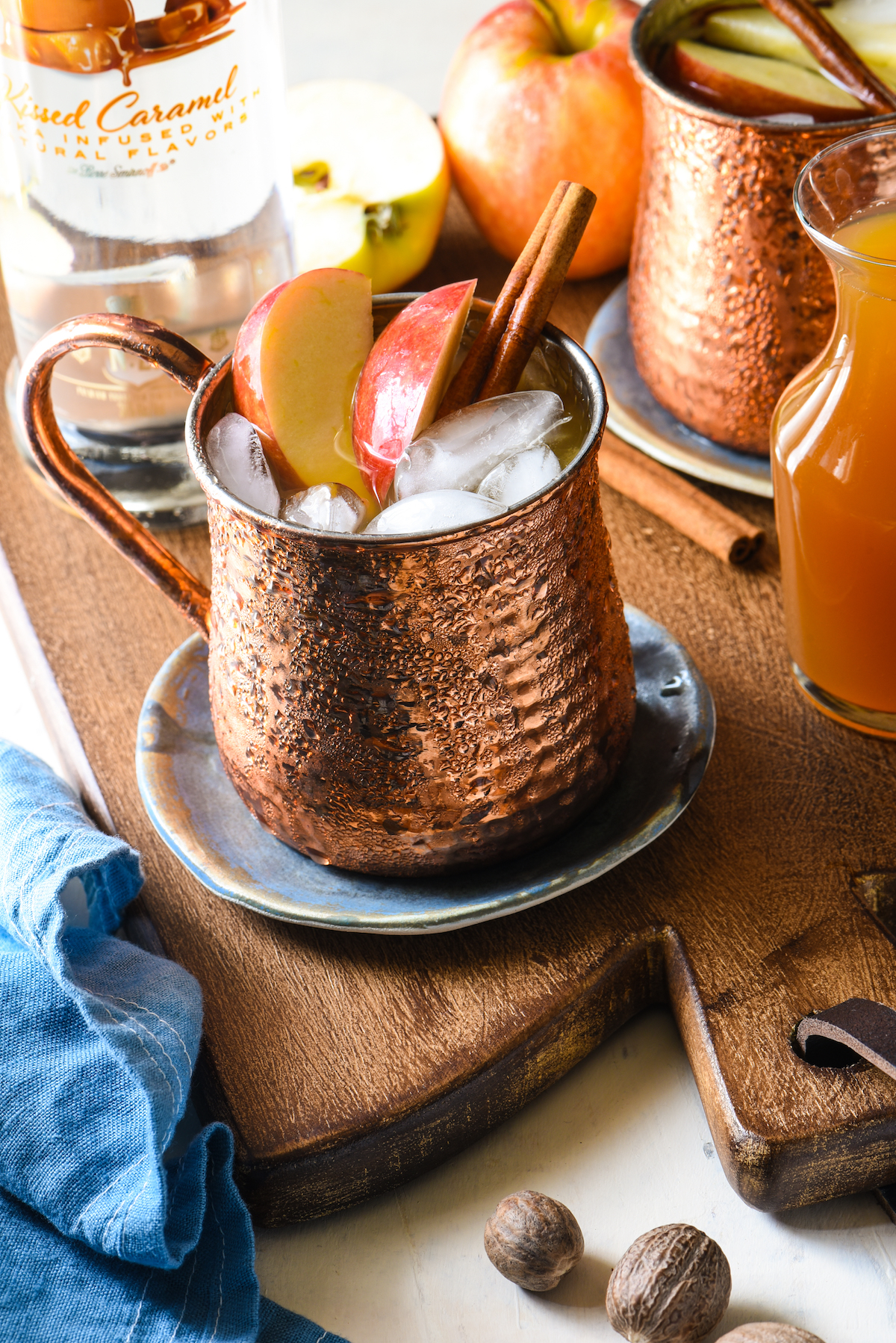 Caramel Apple Pie Moscow Mules-2