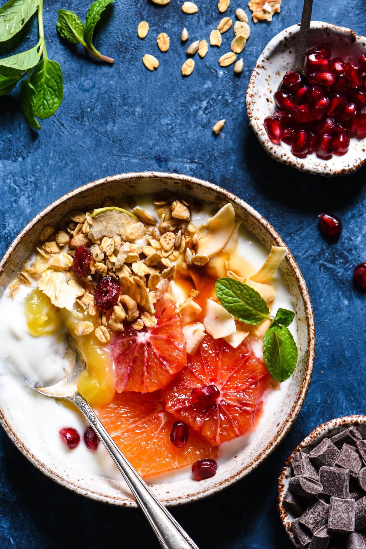 Winter Citrus Parfait Bar-3