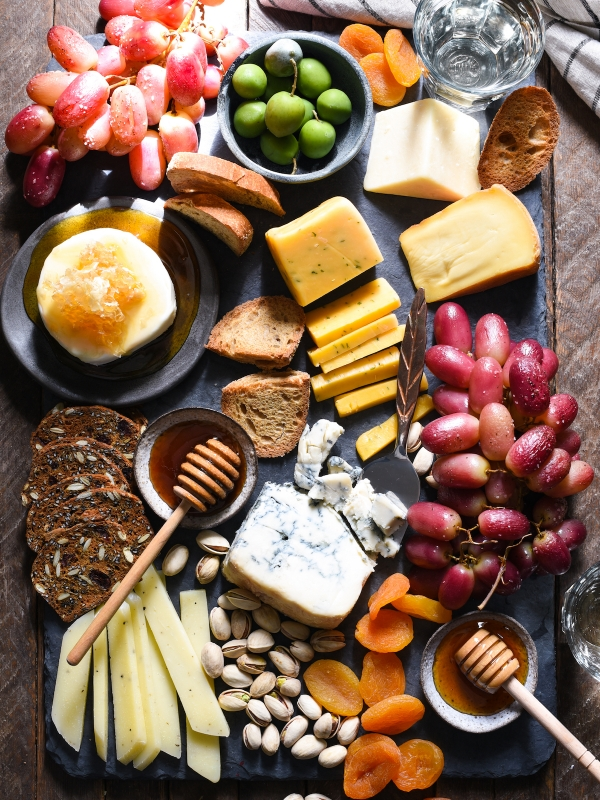 market-cheese-board-with-roasted-grapes